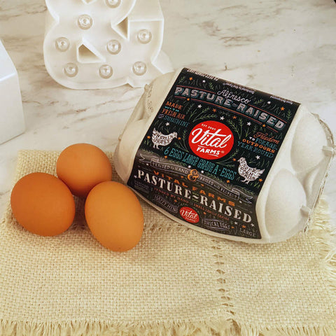 Vital Farms Pasture-Raised Eggs Half Dozen