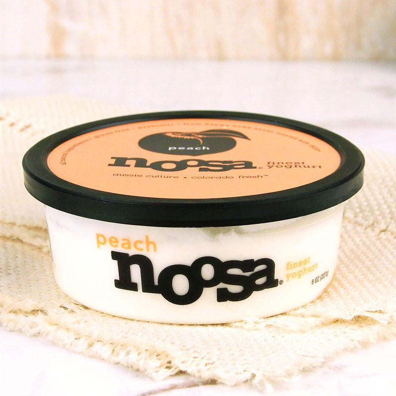 Yogurt - Noosa Finest Yoghurt Peach