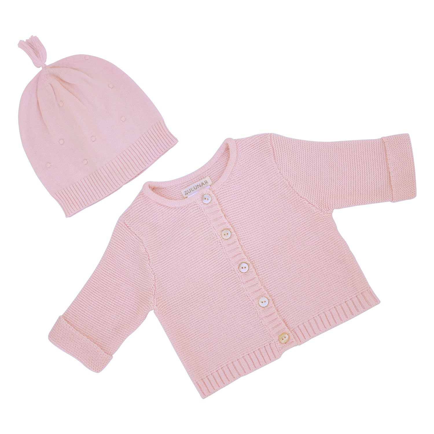 baby set gelato pink girls