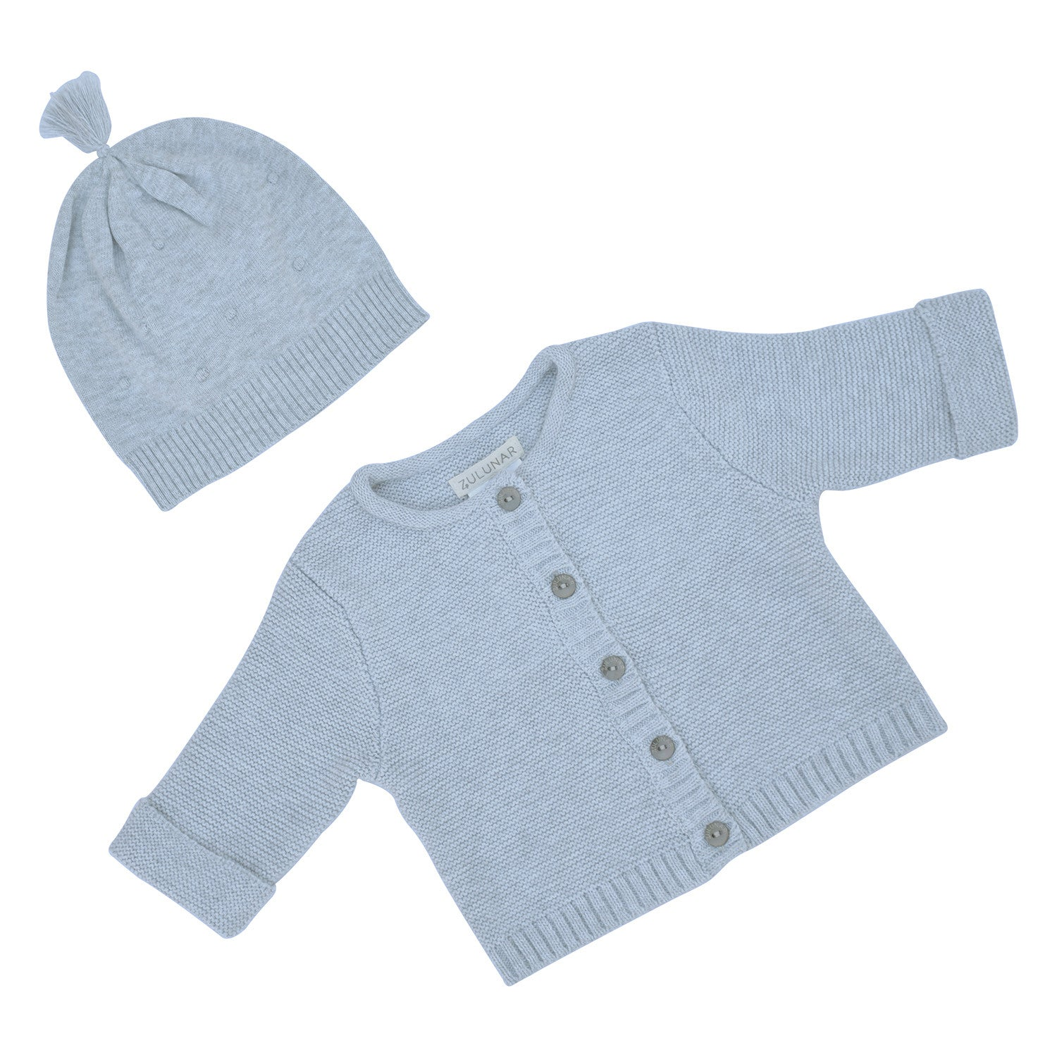 baby set grey marle