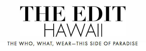The Edit Hawaii, Aloha Apothecary
