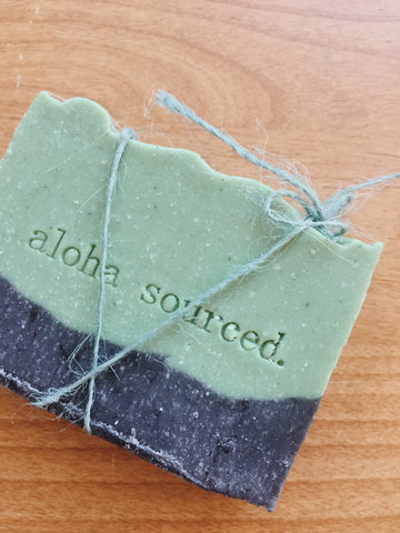 TEA TREE EUCALYPTUS BAMBOO SOAP