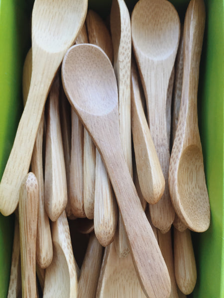 BAMBOO MINI SPOON