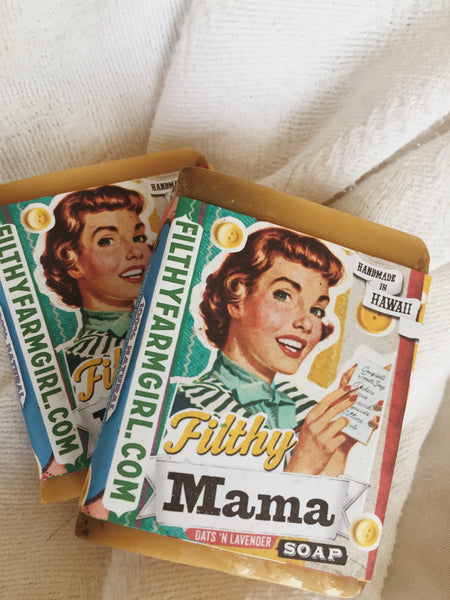 FILTHY MAMA SOAP