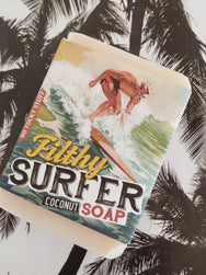 FILTHY SURFER SOAP (MALE)