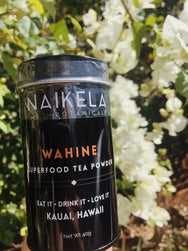 WAHINE SUPERFOOD TEA POWDER