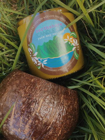 HAWAIIAN SUNSET CANDLE