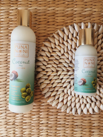 COCONUT HAND & BODY LOTION
