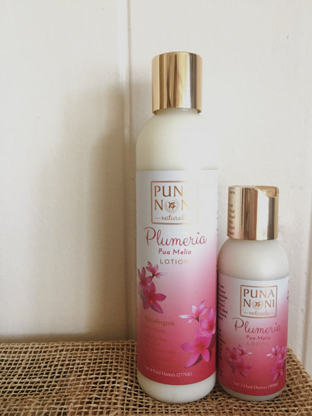 PLUMERIA HAND & BODY LOTION