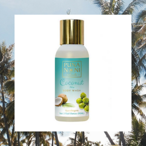 COCONUT BODY WASH