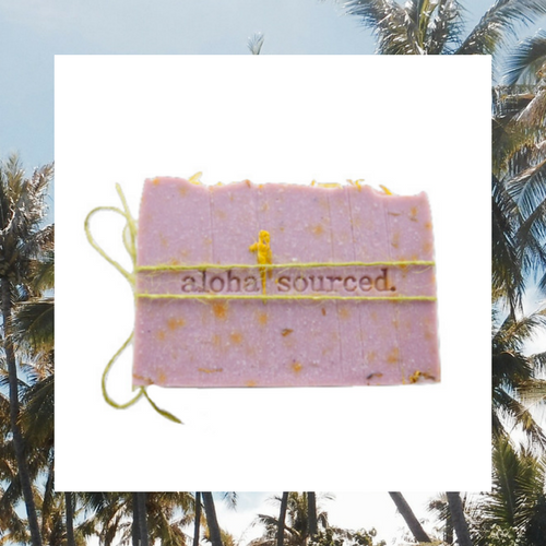 FLORA TO MY FAUNA BAMBOO SOAP