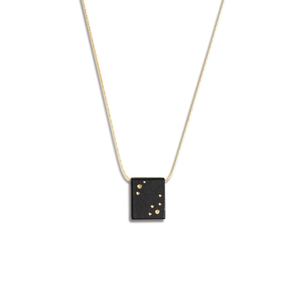 Starry Night Demi Billet Necklace