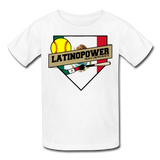 LATINO POWER Kids' T-Shirt