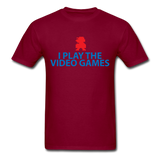 "Sore Thumbs ""I Play The Video Games"" T-Shirt"