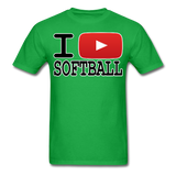 I PLAY SOFTBALL T-Shirt