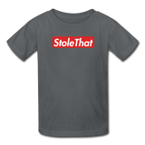 StoleThat Supreme Spoof Kids' T-Shirt