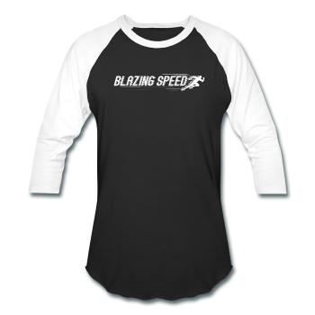 BLAZING SPEED! Baseball Shirt