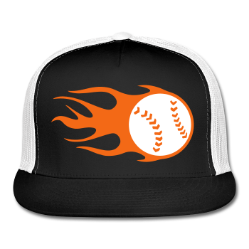 TEAM FIREBALL Trucker Cap