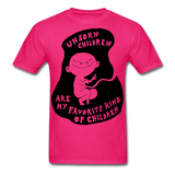 "Sore Thumbs ""Unborn Children Are My Favorite Kind Of Children"" T-Shirt"