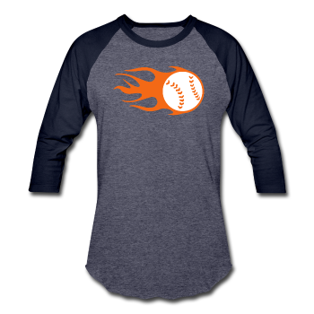 TEAM FIREBALL Baseball Shirt