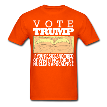 "Superosity ""Vote Trump..."" T-Shirt"