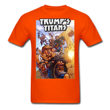 TRUMP'S TITANS #1 Cover T-Shirt
