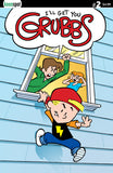 GRUBBS #2 Comic Book