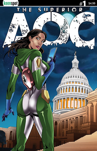 THE SUPERIOR AOC #1 Comic Book