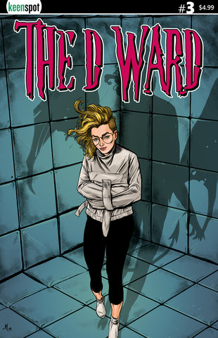 THE D WARD #3 Comic Book