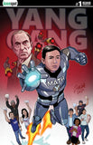 YANG GANG #1 Comic Book