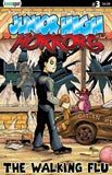 JUNIOR HIGH HORRORS #3 Comic Book
