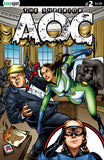 THE SUPERIOR AOC #2 Comic Book