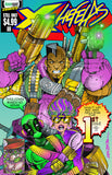 X-LIEFELDS #1 Comic Book