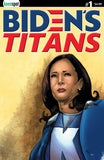 BIDEN'S TITANS #1 Comic Book