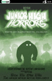 JUNIOR HIGH HORRORS #5 Comic Book