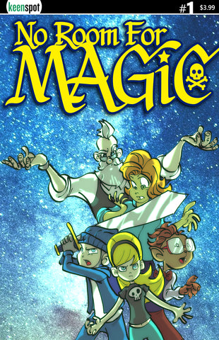 NO ROOM FOR MAGIC #1 Comic Book