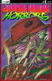 JUNIOR HIGH HORRORS #1 Comic Book