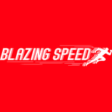 BLAZING SPEED! Women's T-Shirt