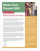 Freeset USA Newsletter Issue 1: November 2019