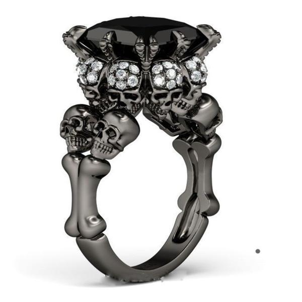 As Goth as a Ring can be !