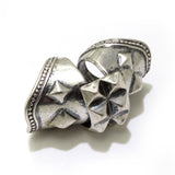 1977 Punk inspired Metal Punk Knuckle Ring
