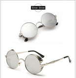 Retro Steampunk/Gothic Style Sunglasses.