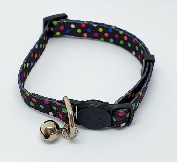 Cat Collar - Polka Dot