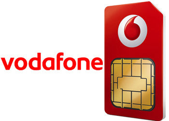 Vodafone Pay & Go SIM + Setup Pack (For Petrek GPS only)