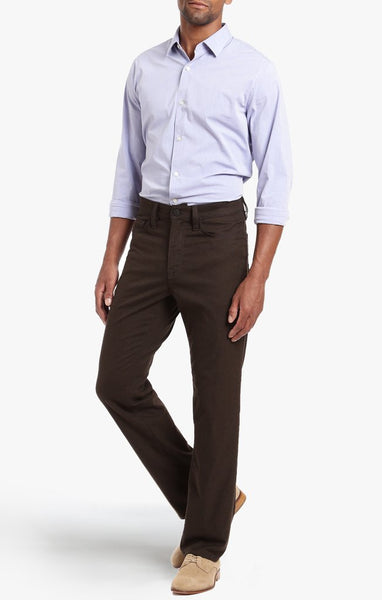 34 Heritage Charisma Fit Taupe Feather Twill Jeans - Rainwater's Men's Clothing and Tuxedo Rental