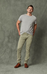 Grand River Olive Twill Stretch Jean - Rainwater's Men's Clothing and Tuxedo Rental