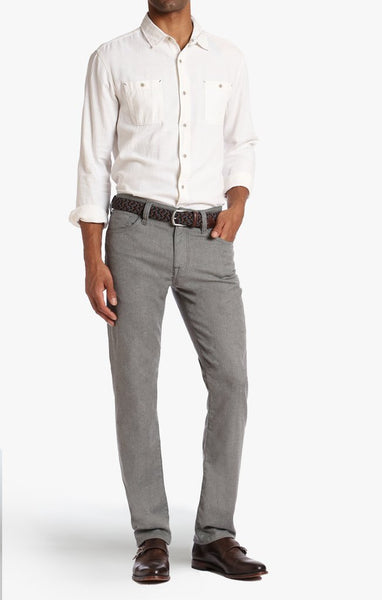 34 Heritage Courage Fit Grey Winter Twill Jeans - Rainwater's Men's Clothing and Tuxedo Rental