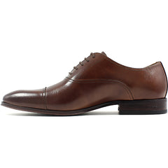 Florsheim Corbetta Cap Toe Oxford in Cognac - Rainwater's Men's Clothing and Tuxedo Rental