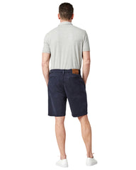 34 Heritage Navy Nevada Soft Touch Cotton Tencel Shorts - Rainwater's Men's Clothing and Tuxedo Rental