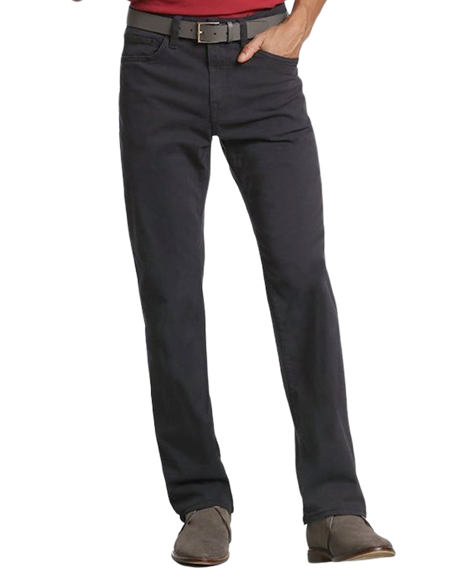 34 Heritage Charisma Fit Select Double Black Jeans - Rainwater's Men's Clothing and Tuxedo Rental